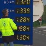 Hausse des prix du carburant : les taxes ne sont pas responsables